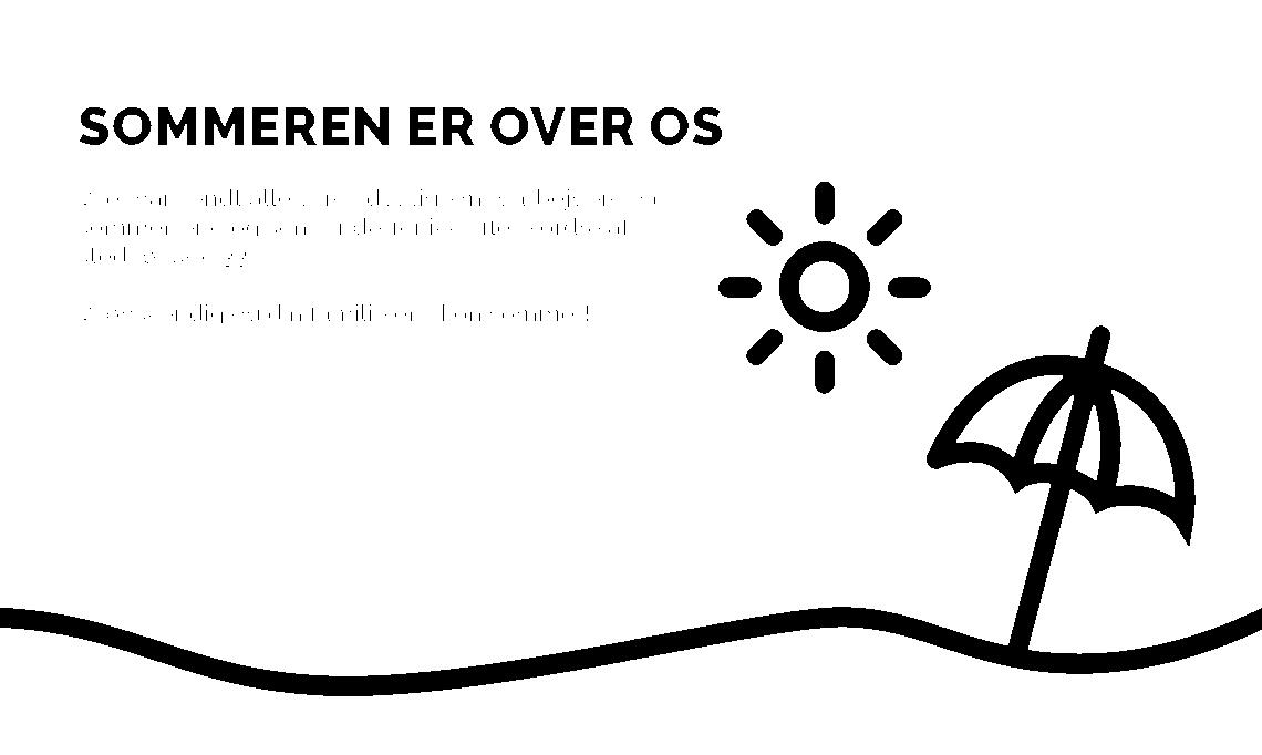 Sommer-banner